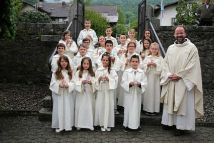 1ère Communion 2018