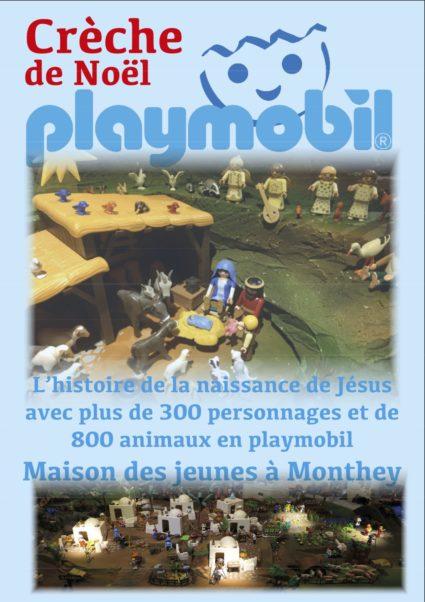 PlayMobil (crèche)